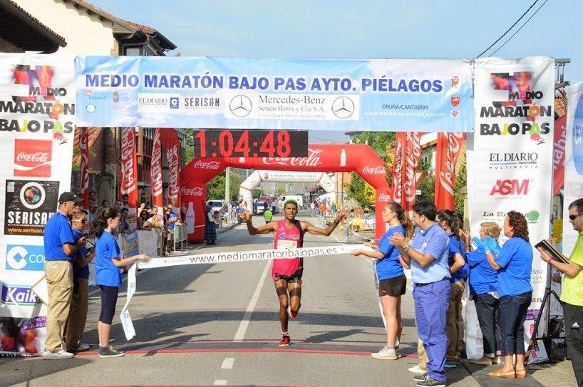 Crónica XXVIII Medio Maratón Bajo Pas