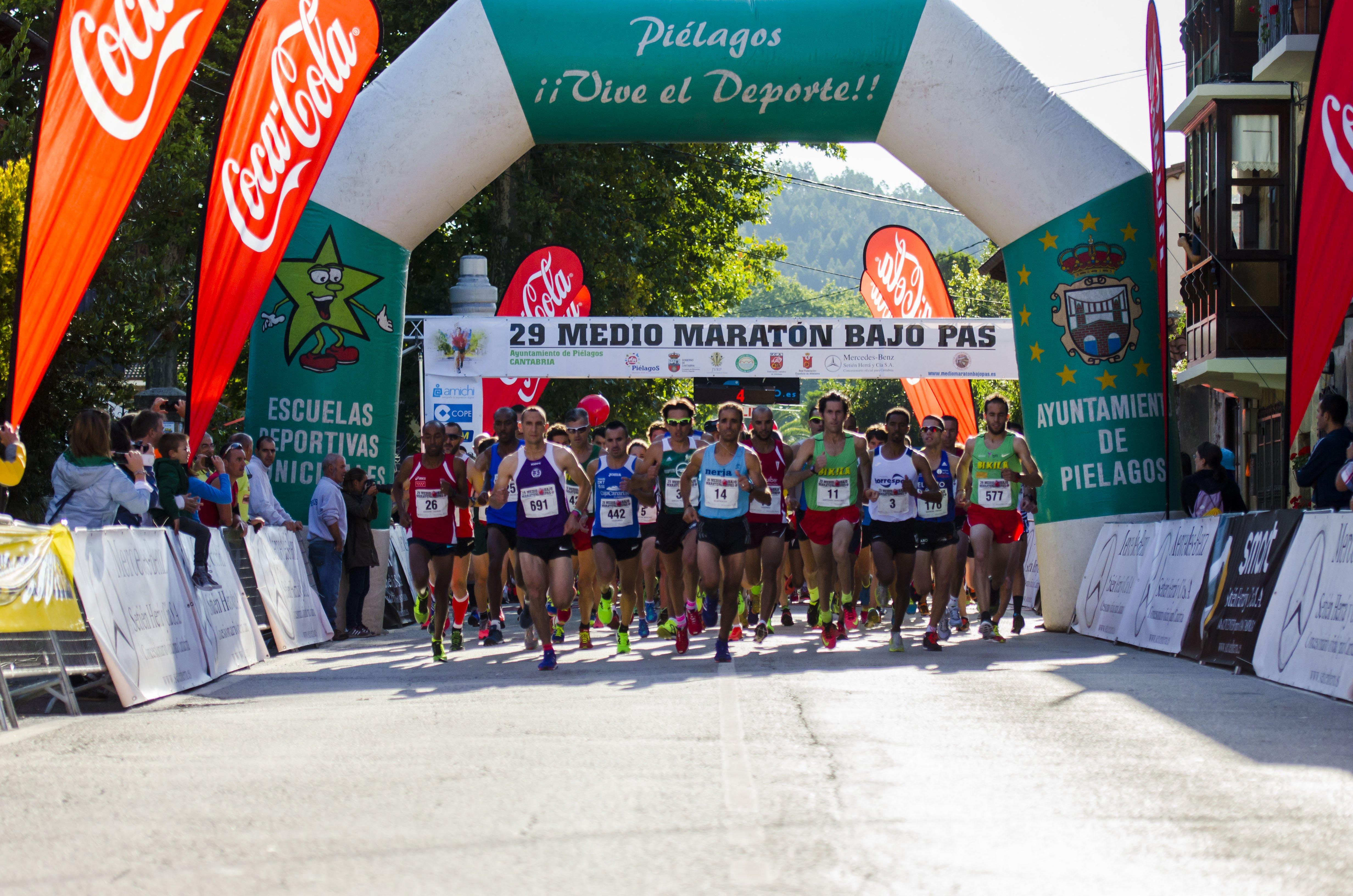 Crónica XXIX Medio Maratón Bajo Pas