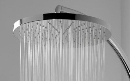 Ubicación de las duchas y servicios