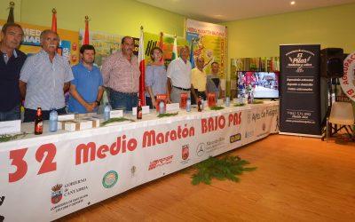 Presentación de la 32 Medio Maratón Bajo Pas